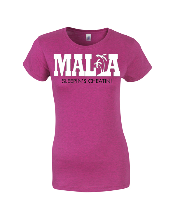 Malia Simple Tee Holiday | Girls Holiday | Group T-Shirts