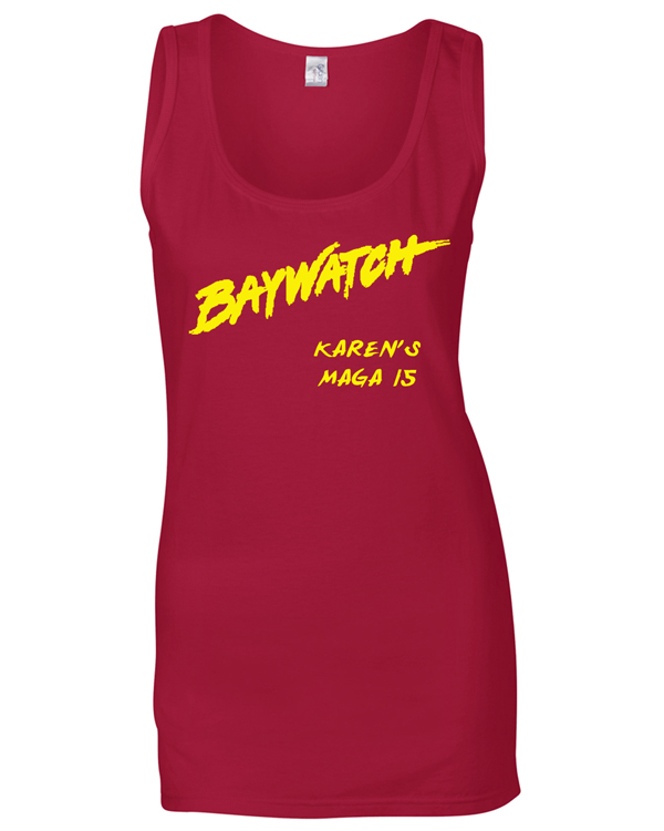 Baywatch | Hen Party | Group T-Shirts