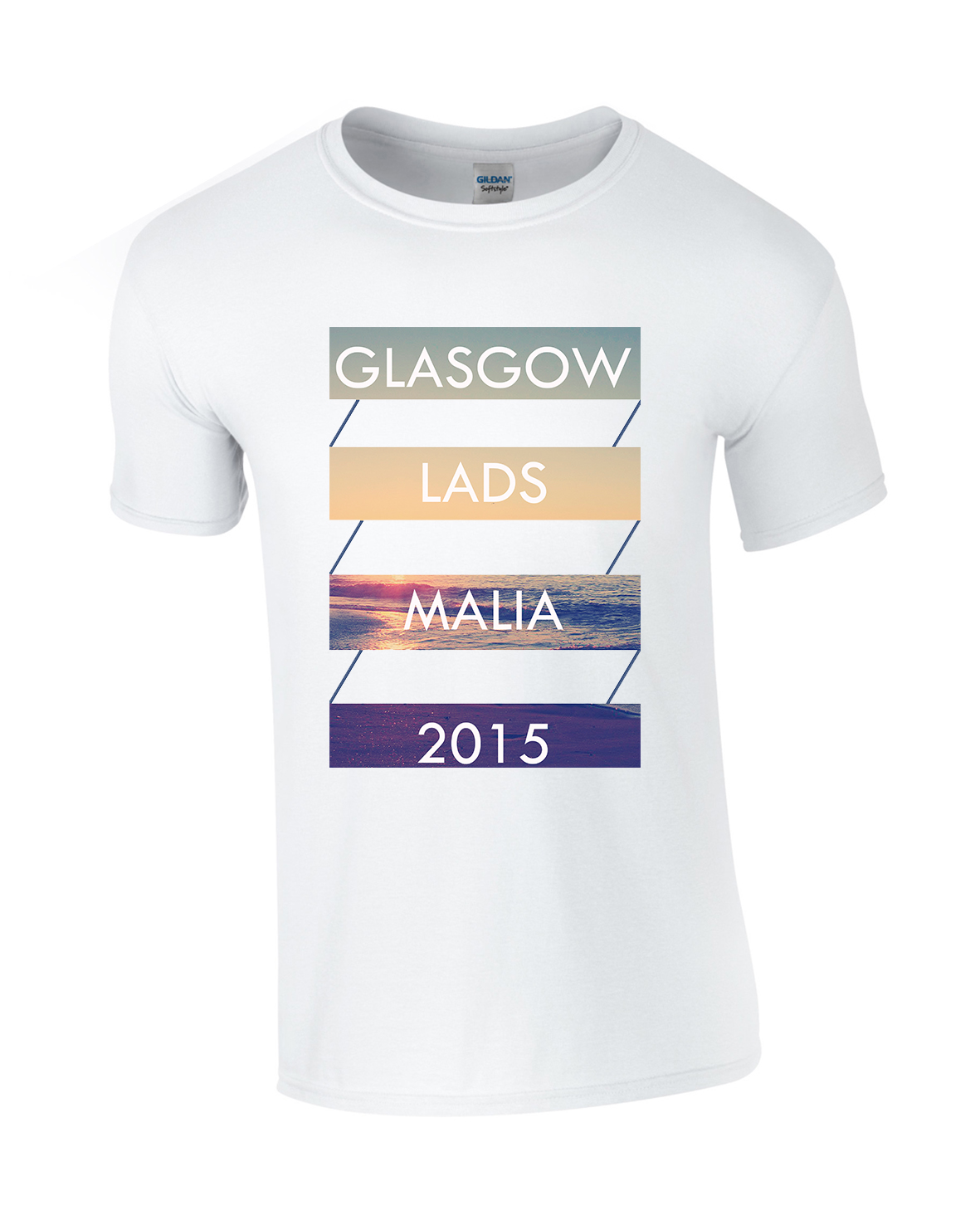 Maila Lads Holiday | Lads Holiday | Group T-Shirts