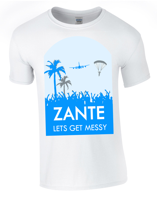 Beach Party | Lads Holiday | Group T-Shirts
