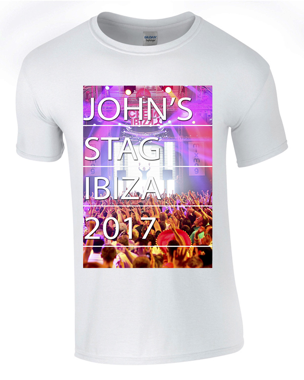 Club | Stag  Party | Group T-Shirts
