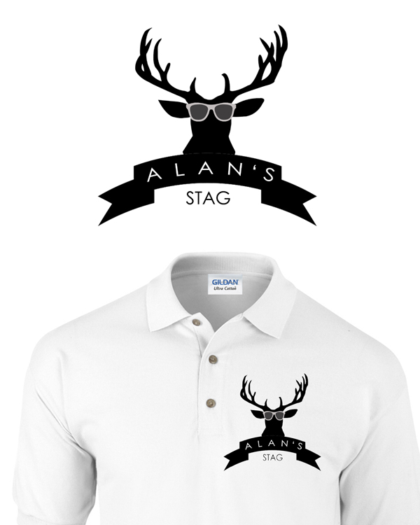 Left Chest Party | Stag  Party | Group T-Shirts